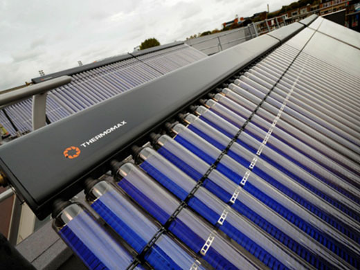 Kingspan Thermomax Vacuum Tubes Solar Panels